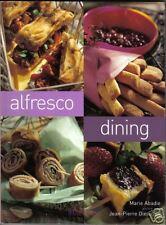 Al Fresco by Marie Abadie (2003) COOK BOOK *