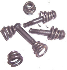 EDISON STANDARD / FIRESIDE / HOME PHONOGRAPH SCREWS + SPRINGS MOTOR MOUNT