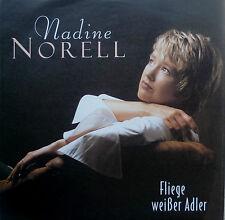 """7"""" 1995 RARE MINT-! NADINE NORELL : Fliege weißer Adler"""