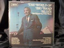 Ted Heath-the world of Big Band Blues