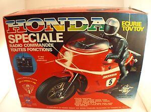 TovToy Honda Speciale 1/8 Radiocommandé