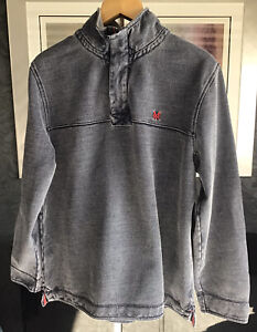 CREW Clothing Co Mens Great Blue Casual Outdoor Polo Top Brand New Size XL