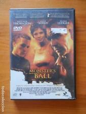 DVD MONSTER'S BALL - BILLY BOB THORNTON - HALLE BERRY - HEATH LEDGER (8M)