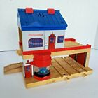 Thomas and Friends Sodor Search and Rescue Wooden Railway Lights Sounds Work