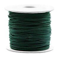 (0,17€/1m) Sadingo elastische Schnur Perlenschnur Armband - 90 Meter auf Rolle -
