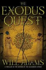 Brand New THE EXODUS QUEST By Will Adams (2010, Hardcover)