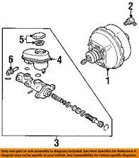 GM OEM-Brake Master Cylinder 18060148