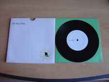 "To My Boy: I Am Xray 7"": 2006 UK Release: Picture Sleeve."