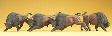 Preiser H0 Art.Nr. 20391 Büffel