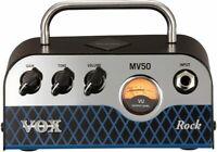 VOX MV50 Classic Rock Mini Guitar Amplifier. Includes Free Vox VGS-30 Cable!