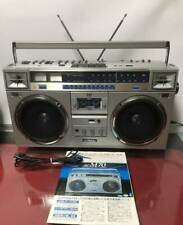 PERFECT VINTAGE Victor stereo radio cassette recorder RC-M 70