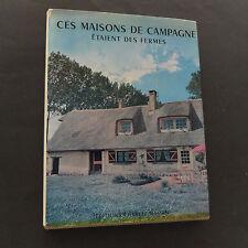 Ces maisons de campagne étaient des fermes G et M Moguilewsky
