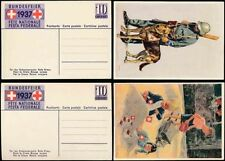 Red Cross Mint Never Hinged/MNH Swiss Stamps