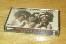 Hot Together by Pointer Sisters Cassette RCA 1986 Dolby System, Chrome Tape NEW