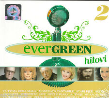 EVERGREEN 2 hitovi CD Ivo Robic arsenico Ivica percl Oliver Drago Diklic Frano CRO