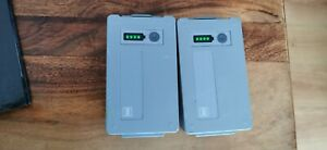 Physio Control Lifepak 15 Batteries X2 Paramedics Medics