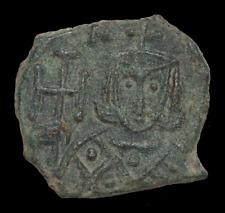 New ListingLeo V the Armenian, with Constantine. 813-820. Æ Follis, Syracuse