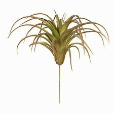 Darice® Artificial Succulent Variegated Red & Green Tillandsia FAUX AIR PLANT