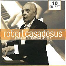 Robert Casadesus - Eleganz und Esprit      Box 10 CD