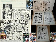 More details for 1990 robocop marvel comics 5  pages  original artwork issue 3 l@@k
