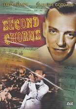 Second Chorus DVD New Fred Astair Paulette Goddard