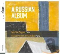 A Russian Album (CD, Feb-2015, Claves)