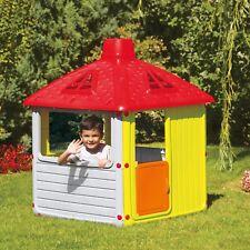 982e93f7bb9d Childrens City House Indoor Outdoor Wendy Playhouse Kids Summer Garden Fun  Play