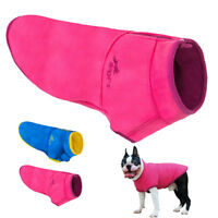 Small Dog Coat Jacket Chihuahua Clothes Pet Puppy Winter Warm Apparel Reversible