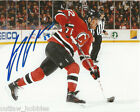 New Jersey Devils Eric Gelinas Signed Autographed 8x10 Photo COA