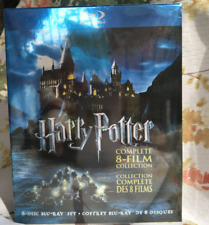 Harry Potter: Complete 8-Film Collection (Blu-ray Disc, 2011, 8-Disc Set)