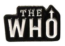 The Who English Rock Band Metal MOD Arrow Scooterist Enamel Badge 21mm