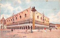 Cartolina - Illustrata - Venezia - Palazzo Ducale  - Ed. Scrocchi - NVG