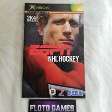 Notice de ESPN NHL Hockey pour XBOX X-BOX PAL FR - Floto Games