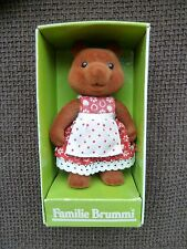 RARE Vintage-Simba Familie Brummi-Mamma Orso Bruno-Arte. - Nr. 599 - 1973