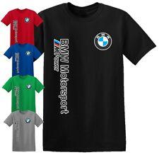BMW Motorrad T-Shirt Motociclista Motocicleta Jinete promoverían Motorsport Fórmula superior de F1 para hombre
