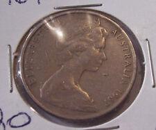 1967 AUSTRALIA 20 CENT COIN