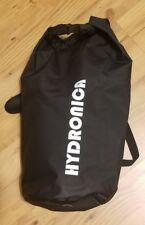 Hydronica Waterproof Backpack 30L 8 Gallon Roll Top Enhanced Shoulder Straps