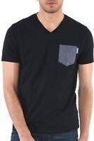 Kaporal Tee-shirt Coupe Droite Noir Givar Homme