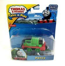 "Thomas & Friends Percy Take-n-Play 3"" Die Cast Train"