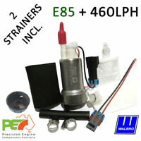 *WALBRO* 460LPH E85 IN-TANK FUEL PUMP KIT & PLUG-200SX VL For HOLDEN INCL. BASE