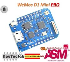 WEMOS D1 mini Pro - 16M bytes external antenna connector ESP8266 WIFI Board