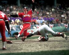 Bill Melton 1977 Cleveland Indians Fisk Red Sox Color 8x10