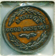 Monitor Good Conduct 5th Class Medal