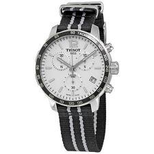 Tissot Quickster Spurs NBA Special Edition Mens Watch T0954171703707