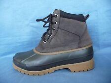 Donner Mountain Duck Boots 7M Klondike Steel Shank Suede Top Rubber Sole 1WORN