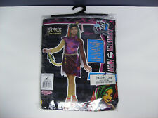 MONSTER HIGH JINAFIRE LONG CHILD HALLOWEEN COSTUME LARGE