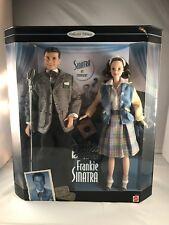 Barbie loves Frank Sinatra..