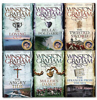 Poldark Series 7 to 12 Winston Graham 6 Books Set Collection Bella Poldark ...