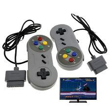 Pro Game Controller Pad Console Joypad Joystick For Super Nintendo Consoles