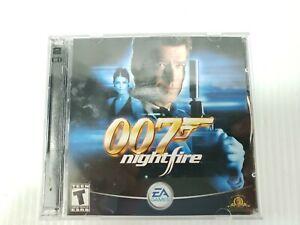 007 Nightfire James Bond PC 2 CD-ROM Game Shooter
